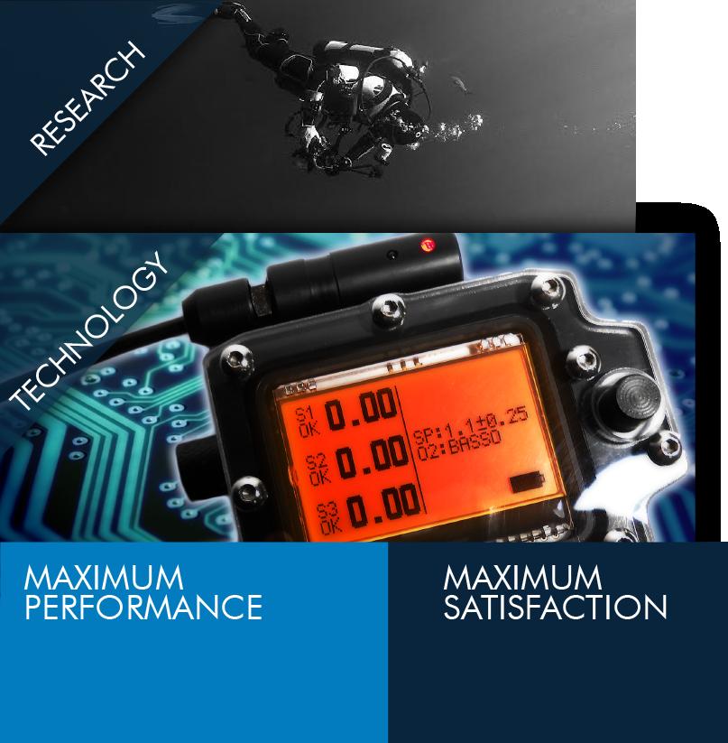 Grade equipments home - maximum dive performance