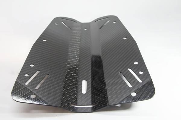 Carbon Back plate