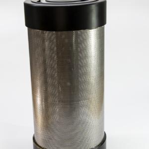 Radial filter
